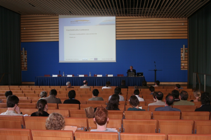 BeNCoRe Conference #6
