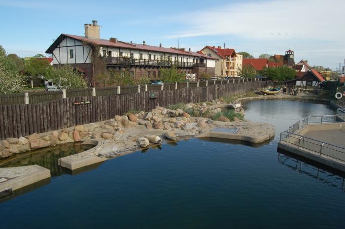 Boat trip - Hel Marine Station