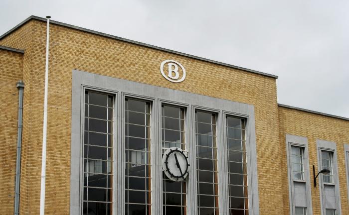 Station van Brugge