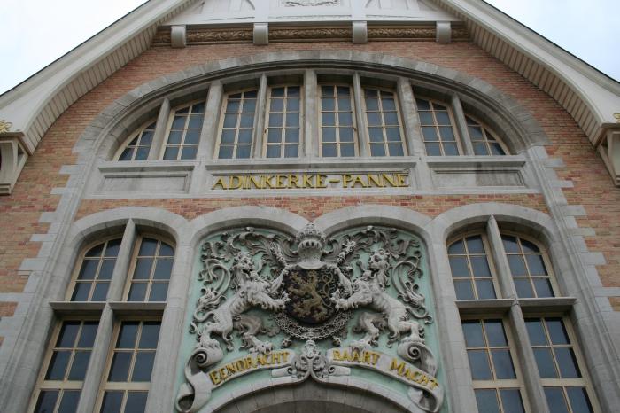 Station van De Panne