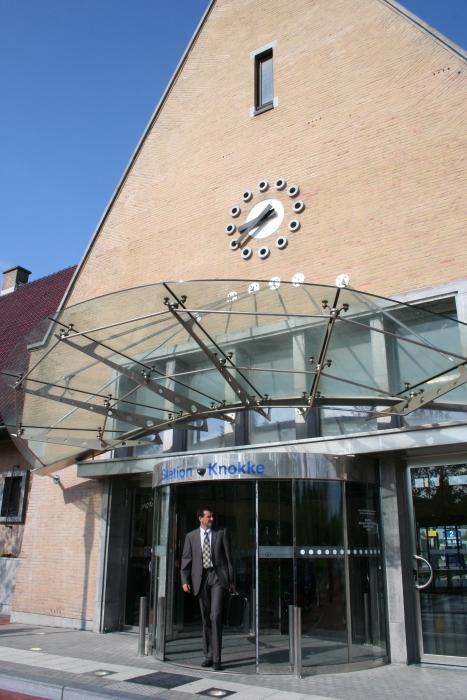 Station van Knokke
