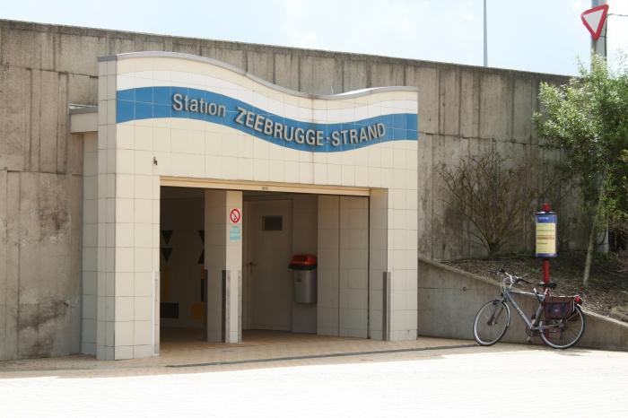 Station van Zeebrugge