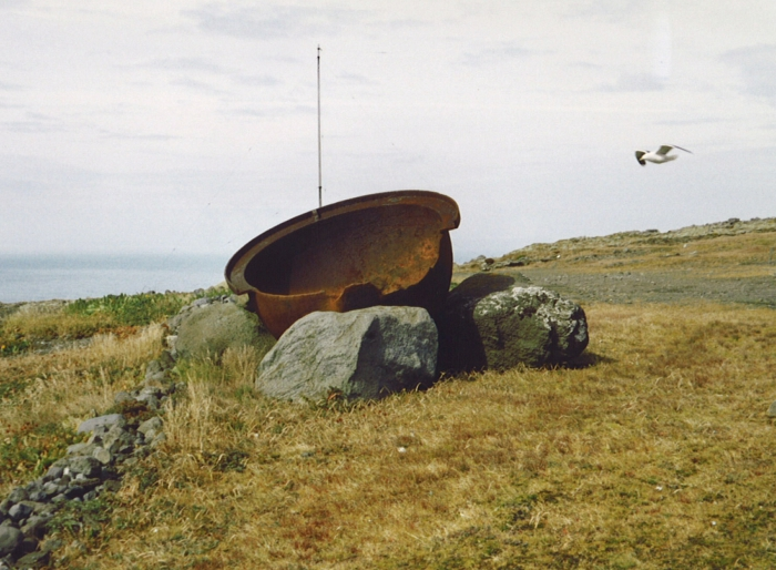 the scaldron
