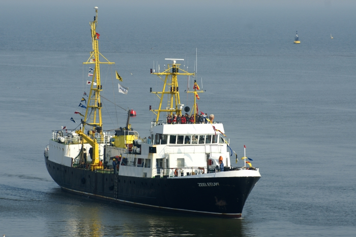 R/V Zeeleeuw