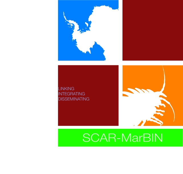SCAR-MarBIN logo with text