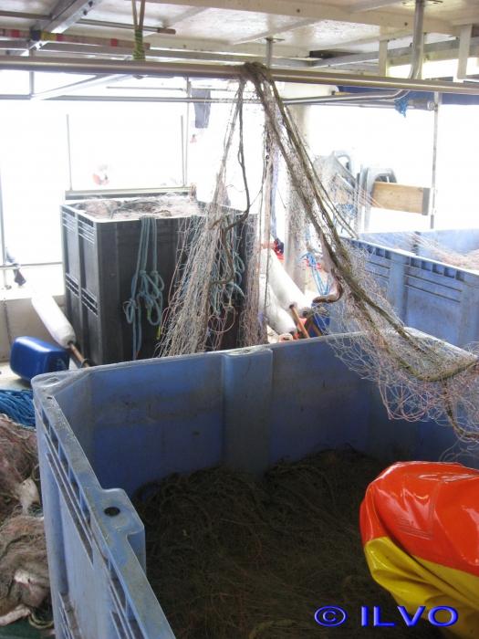 Opbergen netten