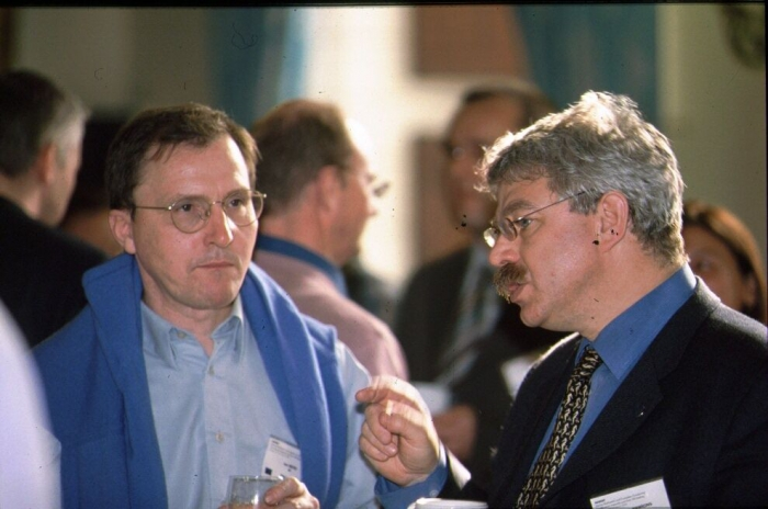 Picture of Ian Boyd and Steve Hawkins