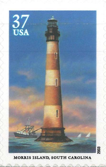United States, South Carolina, Morris Island