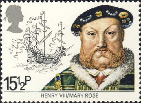 "Britse oorlogsschip ""Mary Rose"" (1511)"