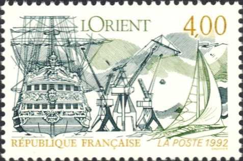 France, Lorient