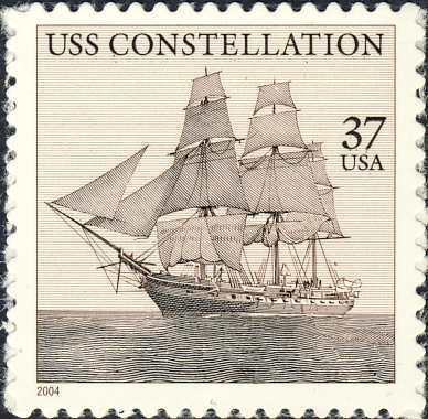 Amerikaans oorlogsschip &quot;USS Constellation&quot; (1797)