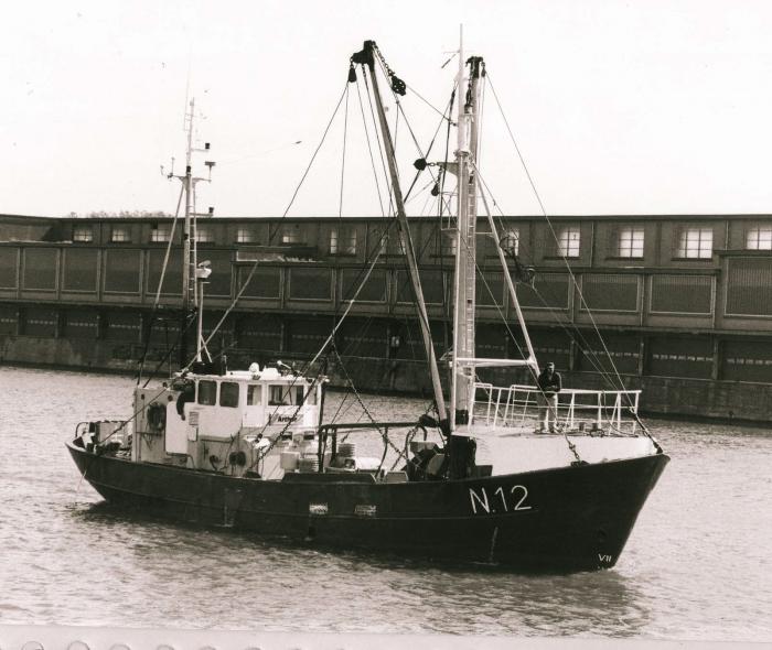 N.12 Arthur (bouwjaar 1966)