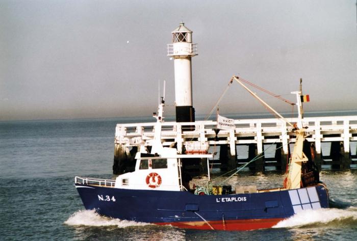 N.34 L' �taplois (Bouwjaar 1979)