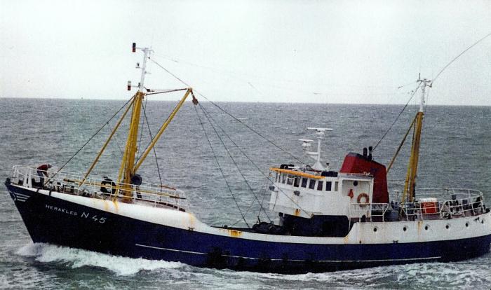 N.45 Herakles (bouwjaar 1961)