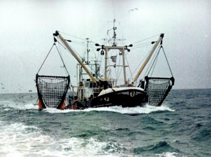 N.52 Sea Hunter (construction 1983)