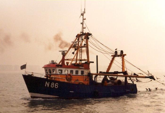 N.86 Surcouf (bouwjaar 1987)