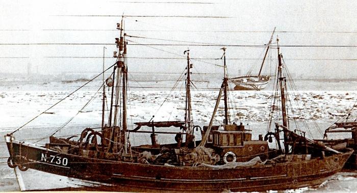 N.730 Hernieuwen in Christus (bouwjaar 1939)