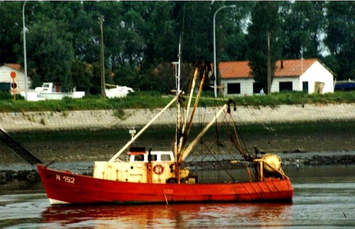 N.152 Evy (bouwjaar 1966)