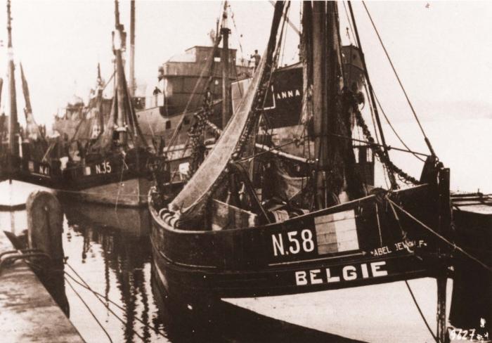 N.58 Abel Dewulf (bouwjaar 1937)