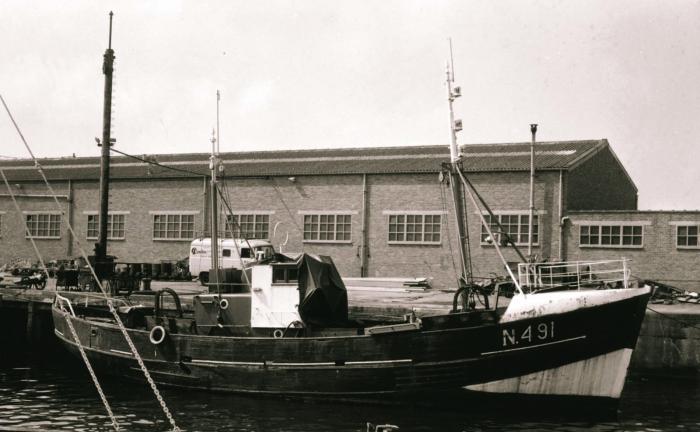 N.491 Corinne (bouwjaar 1955)