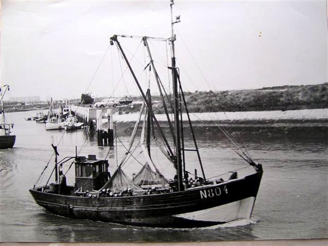 N.804 De Vijf Gebroeders (Bouwjaar 1945)