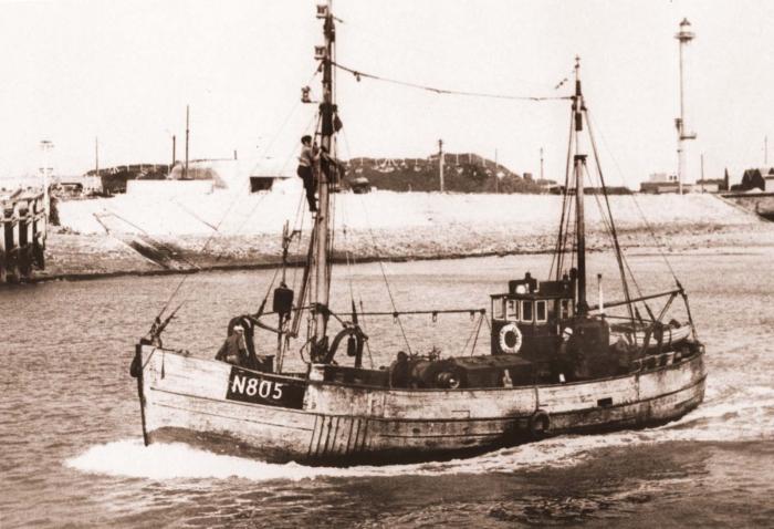 N.805 Irene-Edwig (Bouwjaar 1943)