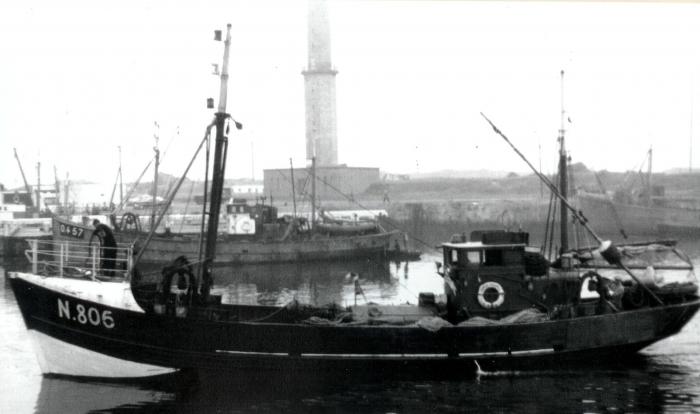 N.806 Jonge Frans I (bouwjaar 1943)