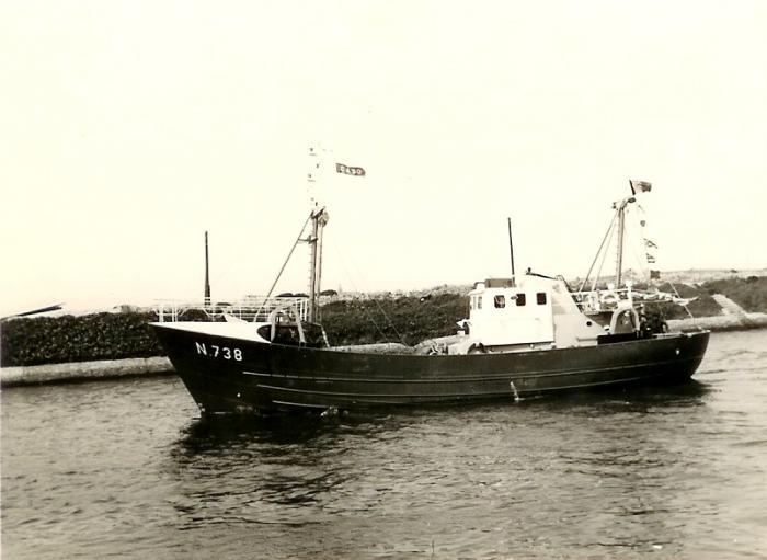 "N.738 (construction 1965) ""Johan"""