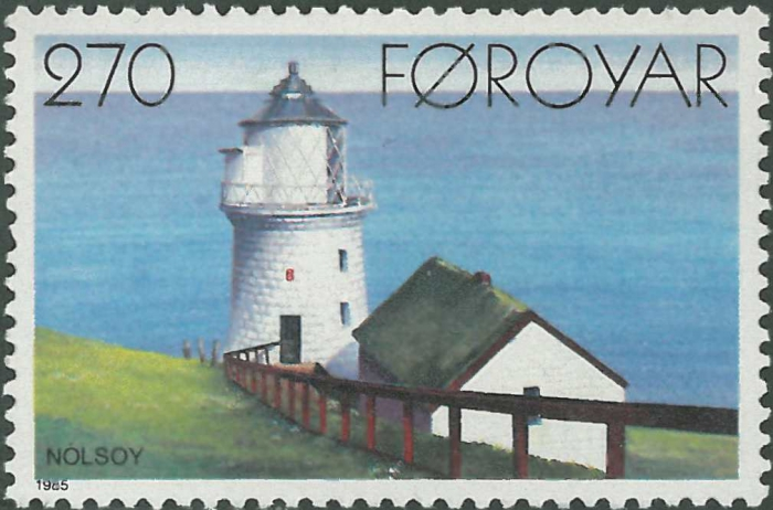 Faroes, Nlsoy