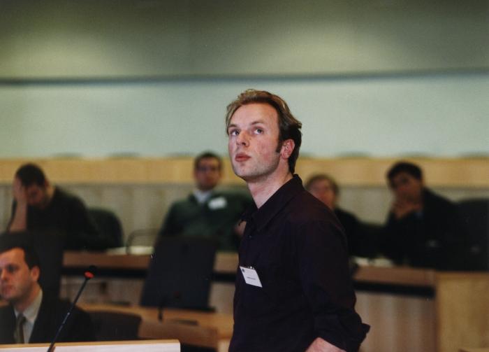 Voordracht laureaat VLIZ North Sea Award 2002