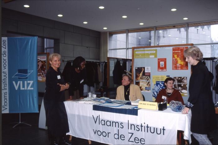 VLIZ info-stand