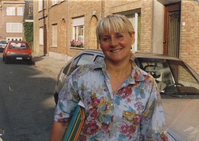 Ingrid Dobbelaere