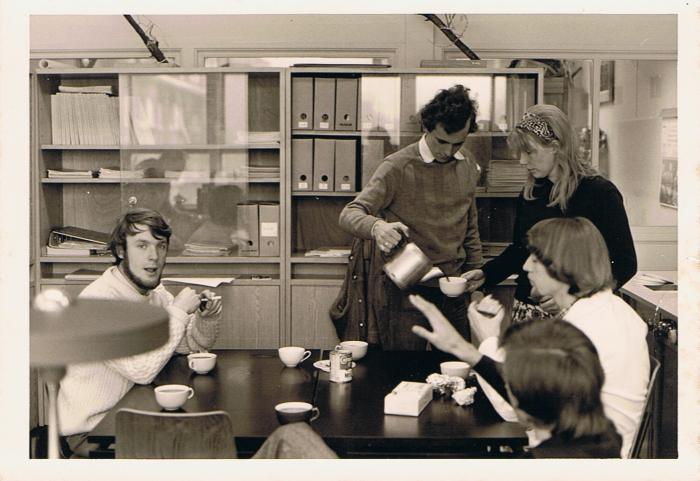 labo VUB-ECOL (1972)