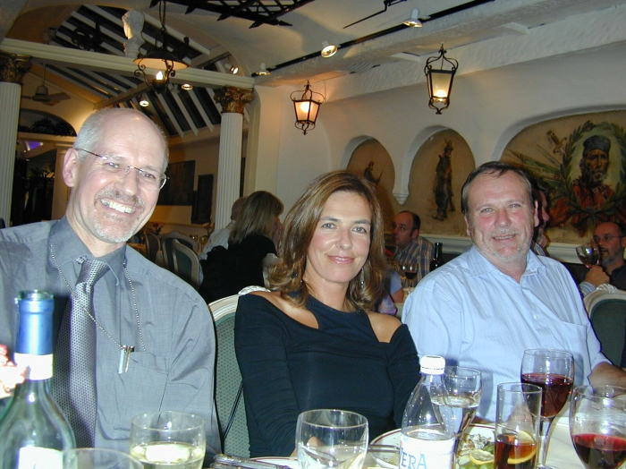 Picture of Gordon Paterson, Isabel Sousa Pinto and Carlo Heip