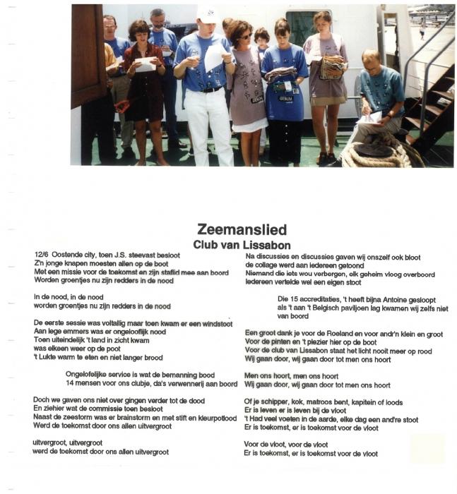Zeemanslied