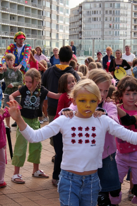 Kinderdisco in Mariakerke