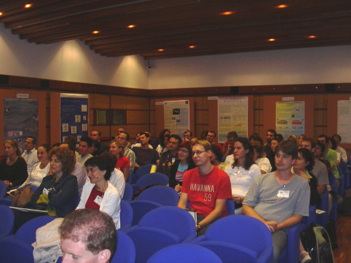 Picture of seminarroom