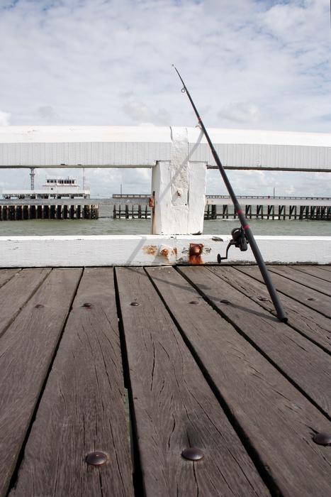 Visserij op het Westerstaketsel