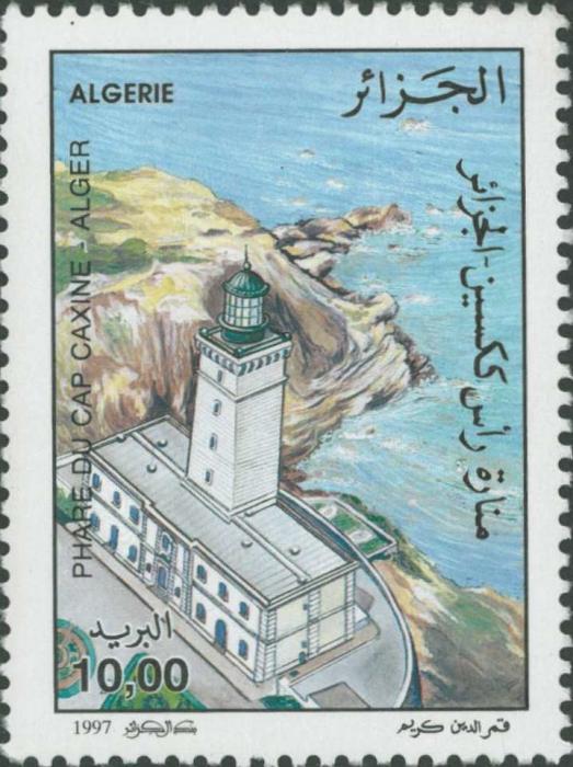 Algeria, Cap Caxine