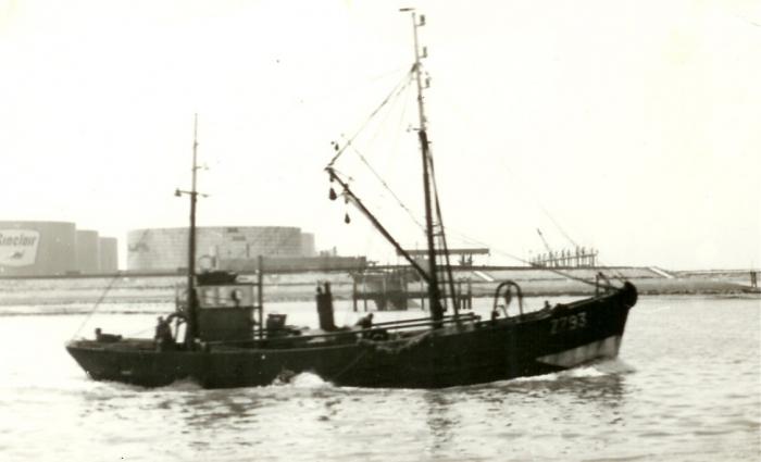 Z.793 Irena (Bouwjaar 1942)