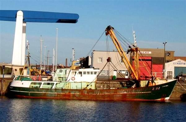 Z.92 Lundy Gannet (bouwjaar 1980)