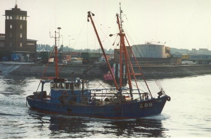 Z.88 Nova Cura (bouwjaar 1961)