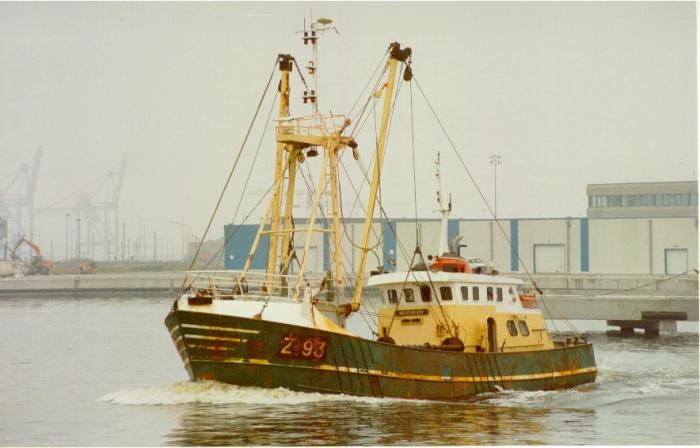 Z.93 Aalscholver (bouwjaar 1986)