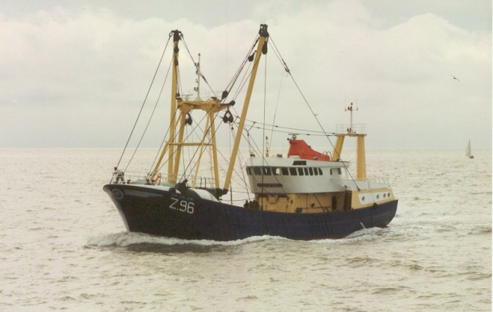 Z.96 Jan Van Gent (bouwjaar 1986)