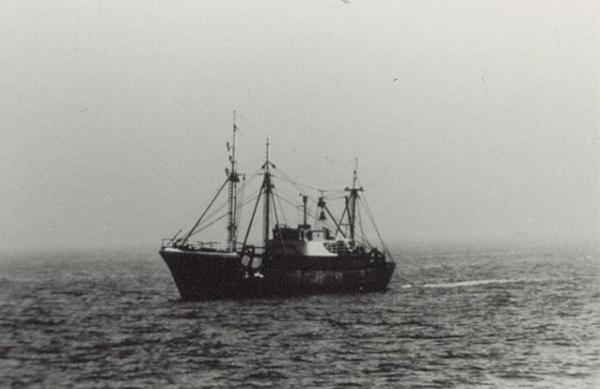 Z.262 Thetis (Bouwjaar 1945)
