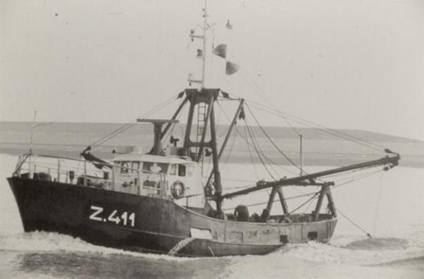Z.411 De Bounty (Bouwjaar 1967)