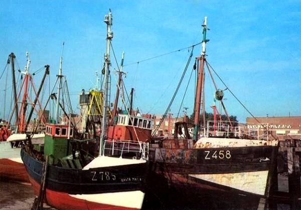 Z.785 Santa Maria (Bouwjaar 1943) & Z.458 De Drie Gezusters (Bouwjaar 1939)