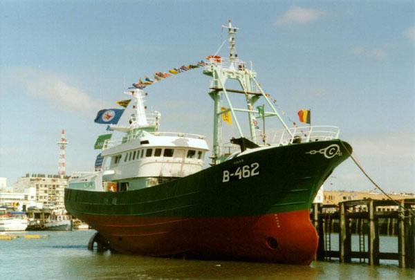 B.462 Vidar (bouwjaar 2000)