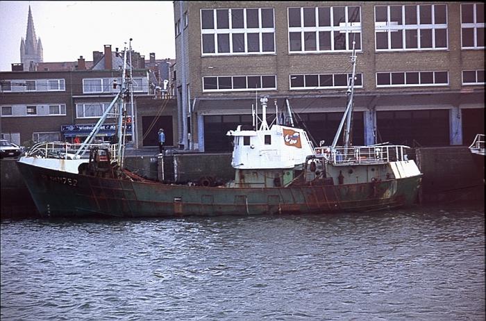 N.752 Ter Yde (Bouwjaar 1971)