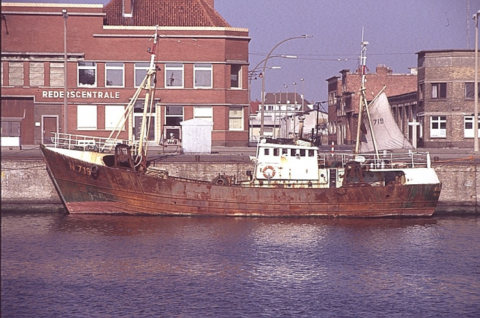 N.719 Atlantic (Bouwjaar 1968)